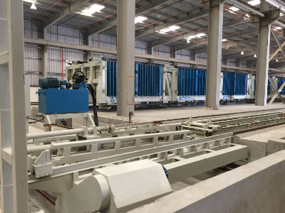 EPS Wall Panel Machine in Saudi